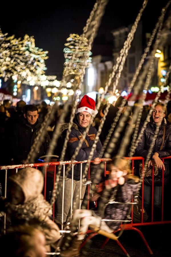 Kerstmarkt Hoboken 18 december